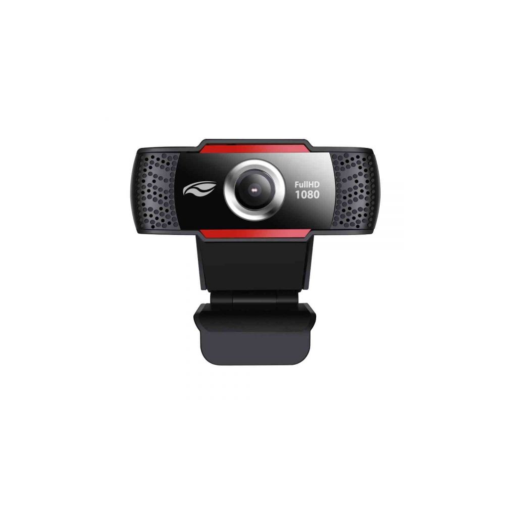 Webcam Full HD 1080P USB WB-100BK Preto - C3 Tech