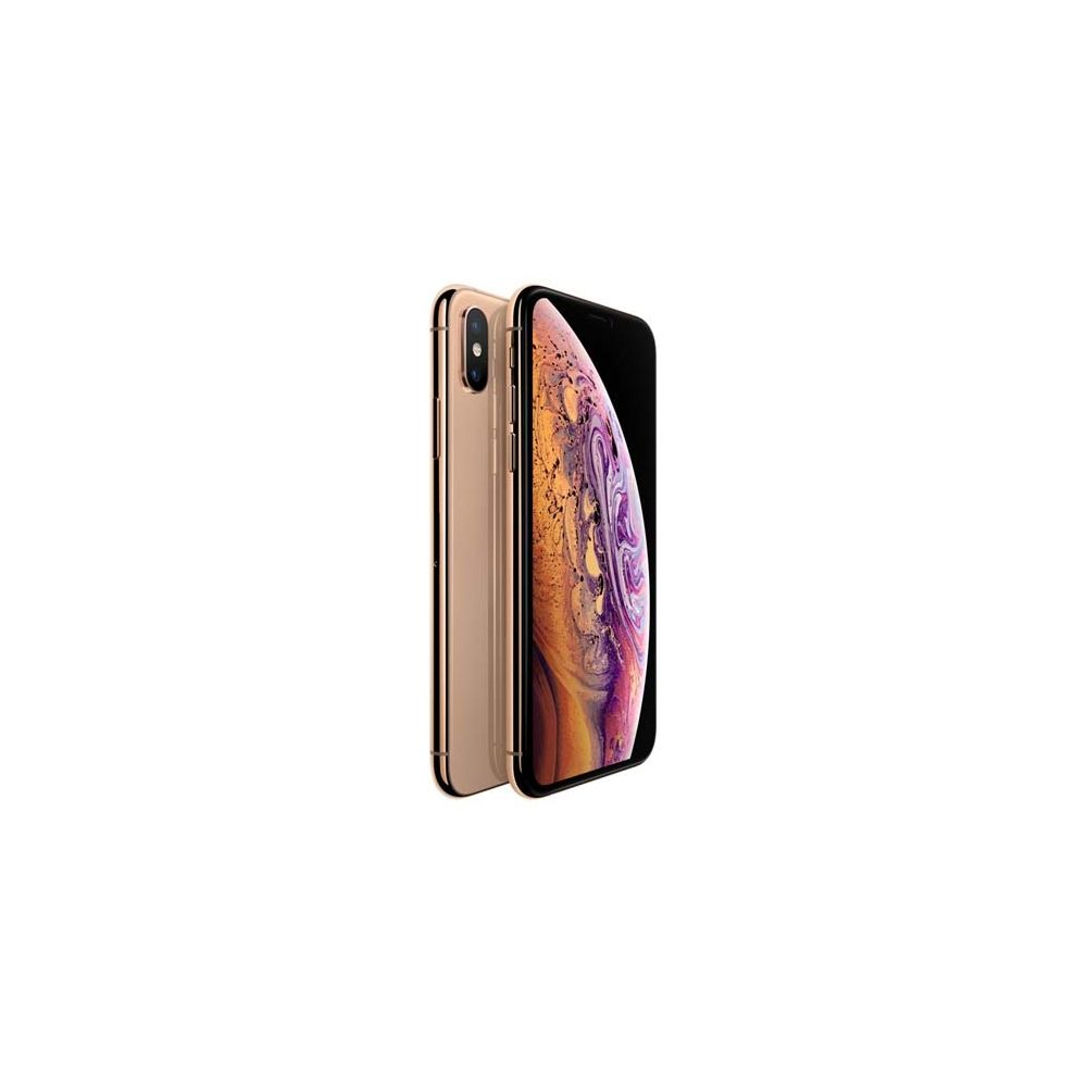 "iPhone XS 64GB, Tela Super Retina HD de 5,8"", iOS 12, Dupla Câmera Traseira, Dourado - Apple"