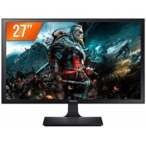 "Monitor Gamer LED 27"" S27E332H - Samsung"