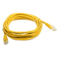 Cabo Patch Cord 2.5Mt CAT.5E Amarelo - Nexans