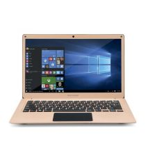 "Notebook Legacy Air Intel Celeron, 4GB, 152GB (32GB + 120SSD), 13.3"", W10, Dourado, PC241 - Multilaser"