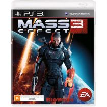 Game: Mass Effect 3 - PS3