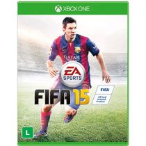 Game: Fifa 15 - Xbox One