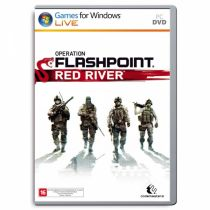 Game: Operation Flashpoint Red River - PC