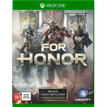 Game: Ubisoft For Honor Limited Edition - Xbox One