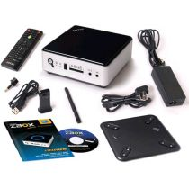 Mini PC Zbox Nano Pc Zotac ID61U,  Intel Celeron 867 1.3 GHz Dualcore, 4Gb, 500G