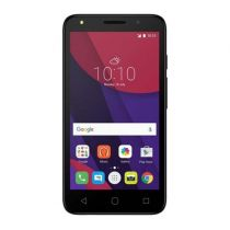 Smartphone Alcatel Pixi 4 5010E LITE, Quad Core, Android 6.0, Tela 5´, 8MP, 8GB, Dual Chip, Desbloqueado - Preto