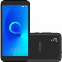 "Smartphone 5033J  8GB, 8MP, Tela 5 "", Preto - Alcatel"