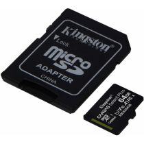 Memória Micro Sd 64GB - Kingston