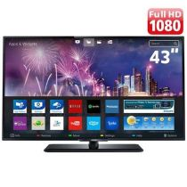 "Smart TV LED 43"" Full HD Perfect Motion Rate 120Hz - Philips"