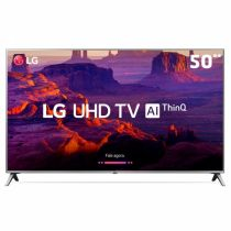 "Smart TV LED 50"" Ultra HD 4K UK6520PSA - LG"