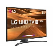 "Smart TV LED 55"" 4K Inteligência Artificial 55UM7470PSA - LG"