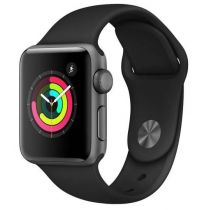 Apple Watch Serie 3 38mm Sport Band Cinza Espacial - Apple