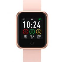 Relógio Smartwatch Roma Android IOS Rose ES268 - Multilaser