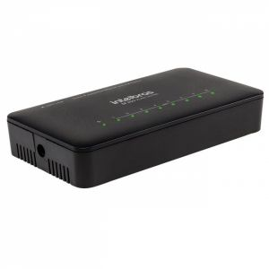 Switch SF800 Vlan Ultra 8 Portas 10/100 Mbps - Intelbras