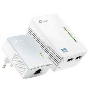 Extensor de Alcance AV600 Wireless Powerline, 300Mbps, TL-WPA4220 - TP-Link