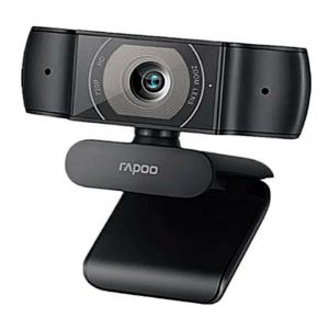 Webcam C200 HD 720P USB 2.0 Preto - Rapoo