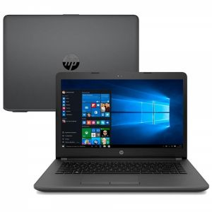 Notebook 246 G6, Intel Core i3-7020U, 4GB, 500GB, W10 - HP