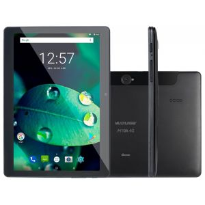"Tablet M10 16GB 10.1"" Android 8.1 Wi-Fi 4G NB287- Multilaser"