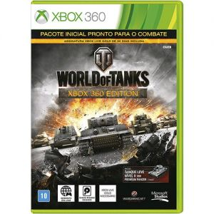 Game World Of Tanks - Xbox 360