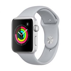 Apple Watch Series 3 GPS 42MM MQL02CL/A Prata - Apple